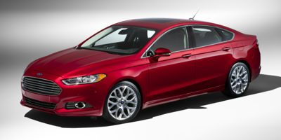 Used 2015  Ford Fusion 4d Sedan SE 1.5L EcoBoost at Houdek Auto Center near Marion, IA