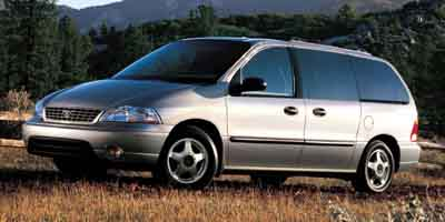 2003 Ford Windstar  - Dynamite Auto Sales