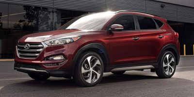Used 2016  Hyundai Tucson 4d SUV AWD Limited at The Gilstrap Family Dealerships near Easley, SC