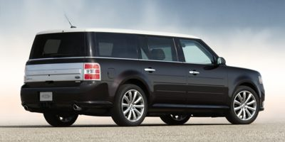 Used 2014  Ford Flex 4d SUV AWD Limited w/EcoBoost at Carriker Auto Outlet near Knoxville, IA