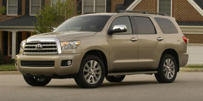 2016 Toyota Sequoia Limited  - 5719