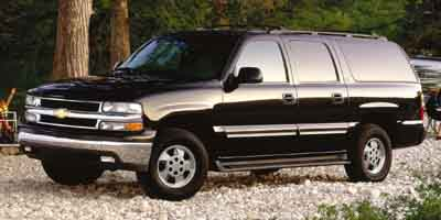 2003 Chevrolet Suburban LT  for Sale  - 10339  - Pearcy Auto Sales
