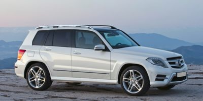 Used 2015  Mercedes-Benz GLK-Class 4d SUV GLK350 at Peters Auto Mall near High Point, NC