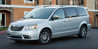 Used 2016  Chrysler Town & Country 4d Wagon Touring at Houdek Auto Center near Marion, IA