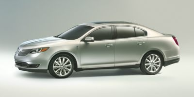 Used 2014  Lincoln MKS 4d Sedan AWD at Carriker Auto Outlet near Knoxville, IA