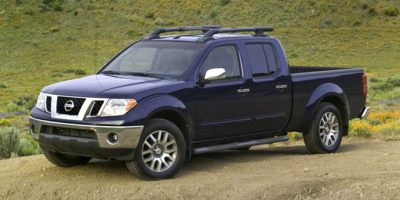 Used 2014  Nissan Frontier 4WD Crew Cab SV Auto at VA Cars of Tri-Cities near Hopewell, VA