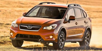 Used 2014  Subaru XV Crosstrek 4d SUV Limited at Houdek Auto Center near Marion, IA