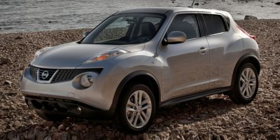 Used 2014  Nissan Juke 4d SUV FWD S at Peters Auto Mall near High Point, NC