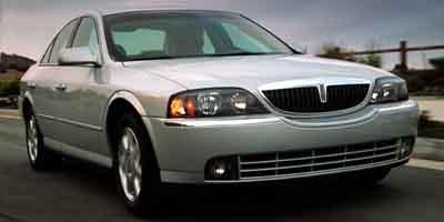Used 2004  Lincoln LS 4d Sedan V6 w/Luxury Pkg at Atlas Automotive near Mesa, AZ