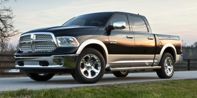 Used 2014  Ram 1500 4WD Crew Cab Laramie at Mahoney's Auto Mall near Potsdam, NY