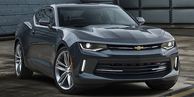 Used 2018  Chevrolet Camaro 2d Coupe LT1 Turbo at The Gilstrap Family Dealerships near Easley, SC