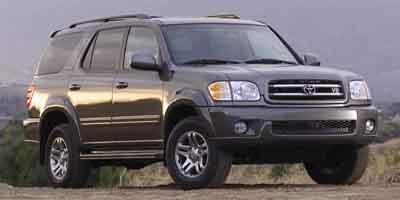 Used 2003  Toyota Sequoia 4d SUV RWD Limited at Edd Kirby's Adventure Mitsubishi near Chattanooga, TN