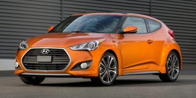 Used 2016  Hyundai Veloster 3d Coupe Turbo 6spd at The Gilstrap Family Dealerships near Easley, SC