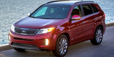 Used 2014  Kia Sorento 4d SUV FWD LX at Credit Now Auto Inc near Huntsville, AL