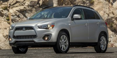 Used 2014  Mitsubishi Outlander Sport 4d SUV FWD ES CVT at VA Cars Inc. near Richmond, VA