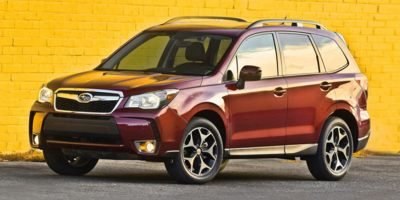 Used 2014  Subaru Forester 4d SUV i Touring at Houdek Auto Center near Marion, IA