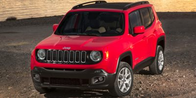 Used 2016  Jeep Renegade 4d SUV FWD Latitude at Al West Nissan near Rolla, MO