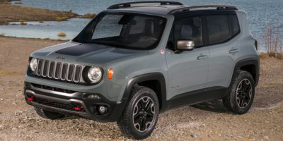 Used 2016  Jeep Renegade 4d SUV 4WD Trailhawk at Motor City Auto Brokers near Taylor, MI