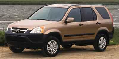 Used 2003  Honda CR-V 4d SUV 4WD EX AT at Credit Now Auto Inc near Huntsville, AL