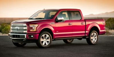 2016 Ford F-150 4WD SuperCrew  - P5819A