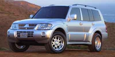 2003 Mitsubishi Montero  - C & S Car Company