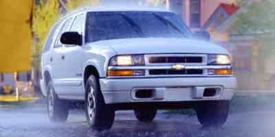 2003 Chevrolet Blazer LS  for Sale  - B148407  - Broadway Auto Group - Oklahoma