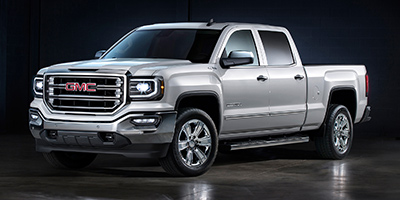 Used 2016  GMC Sierra 1500 4WD Crew Cab SLT at The Gilstrap Family Dealerships near Easley, SC