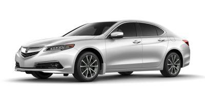 Used 2016  Acura TLX 4d Sedan V6 Advance SH-AWD at Peters Auto Mall near High Point, NC