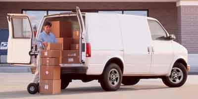 2004 Chevrolet Astro Cargo Van  - Keast Motors