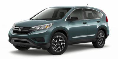 Used 2016  Honda CR-V 4d SUV AWD SE at Graham Auto Mall near Mansfield, OH