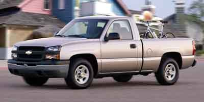 2004 Chevrolet Silverado 1500 Work Truck Regular Cab  - R4481A