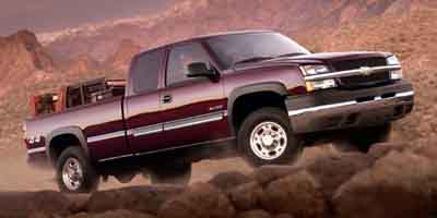 Used 2003  Chevrolet Silverado 2500 4WD Ext Cab HD LS at A+ Autobrokers near Mt. Vernon, OH