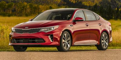 Used 2016  Kia Optima 4d Sedan SXL Turbo at The Gilstrap Family Dealerships near Easley, SC