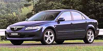 2003 Mazda Mazda6  - C & S Car Company