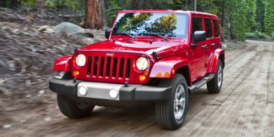 Used 2016  Jeep Wrangler Unlimited 4d Convertible Sahara at Peters Auto Mall near High Point, NC
