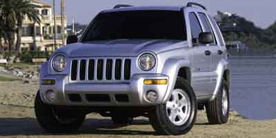 2003 Jeep Liberty Limited 4WD  - R6083A