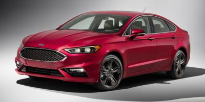 Used 2017  Ford Fusion 4d Sedan SE 2.0L EcoBoost at Good Wheels Calcutta near East Liverpool, OH