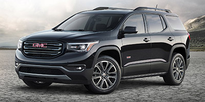 Used 2019  GMC Acadia 4d SUV AWD SLT-1 at The Gilstrap Family Dealerships near Easley, SC