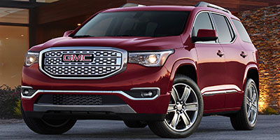 Used 2017  GMC Acadia 4d SUV AWD Denali at The Gilstrap Family Dealerships near Easley, SC