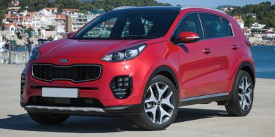 Used 2017  Kia Sportage 4d SUV AWD EX at The Gilstrap Family Dealerships near Easley, SC
