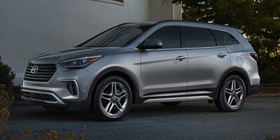 Used 2017  Hyundai Santa Fe 4d SUV AWD SE at Graham Auto Mall near Mansfield, OH