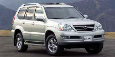 2003 Lexus GX 470 4D SUV 4WD for Sale 			 				- 16602  			- C & S Car Company