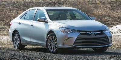 Used 2017  Toyota Camry 4d Sedan LE at C&H Auto Sales near Troy, AL