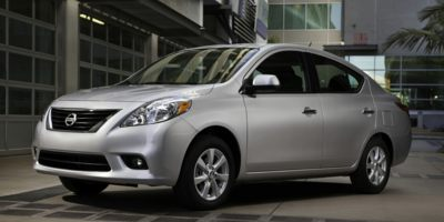 2014 Nissan Versa S Plus  for Sale  - 10669  - Pearcy Auto Sales