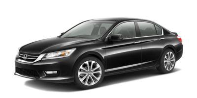 Used 2014  Honda Accord Sedan 4d Sport CVT at Credit Now Auto Inc near Huntsville, AL