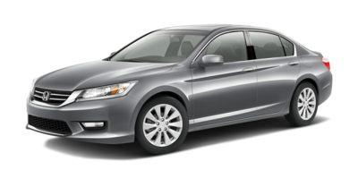 Used 2014  Honda Accord Sedan 4d EX-L Nav at The Gilstrap Family Dealerships near Easley, SC
