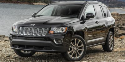 Used 2017  Jeep Compass 4d SUV 4WD High Altitude at The Gilstrap Family Dealerships near Easley, SC
