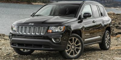 Used 2017  Jeep Compass 4d SUV 4WD Latitude at The Gilstrap Family Dealerships near Easley, SC