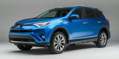 Used 2017  Toyota RAV4 Hybrid 4d SUV AWD XLE at Graham Auto Mall near Mansfield, OH