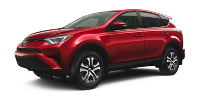 Used 2017  Toyota RAV4 4d SUV AWD LE at Graham Auto Mall near Mansfield, OH